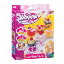 WHIPPLE Fruit Petit Cake Set