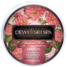 DEWI SRI SPA Javanese Rose Body Butter - 200g