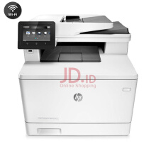 HP Color LaserJet M477fnw Wi-Fi All In One Printer (Print, Scan, Copy)