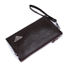 Wei's Wallet for Men Purse Handy Bag Long Size Wallets with High Quality and Fashion fdk101