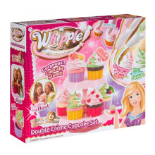 WHIPPLE Double Creme Cupcake Set