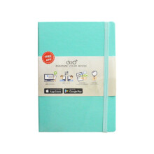 O2O Journal Light Green NBAFI-HC008