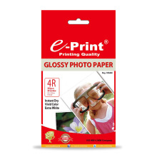 E-PRINT Glossy Photo Paper 4R/A6 200gsm 20 Sheets