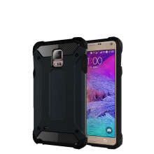 RockWolf Samsung Galaxy Note 4 case Luxury Silicone Diamond Armor PC Hard Case