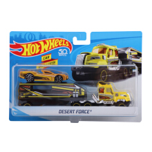 HOTWHEELS Car Included Desert Force BDW51
