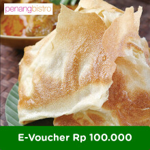 Penang Bistro - Voucher Value Rp 100.000