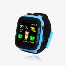 Jantens C3 Child Smartwatch IP67 Waterproof Swim LBS Touch Phone SOS Call Location Device Tracker Kids Safe Anti-Lost Monitor
