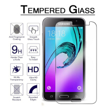 VOUNI Samsung Galaxy A5 2017 scratch-resistant tempered glass screen protector Transparan