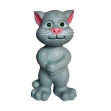 Kaptenstore Mainan Anak Intelligent Talking Tom Cat