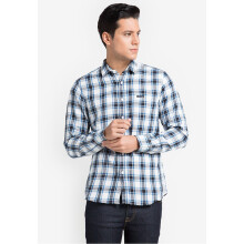 COTTONOLOGY Men's Shirt Westland Blue