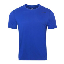 NIKE As M Nk Dry Tee Dfc 2.0 - Hyper Royal/Deep Royal Blue/Htr/Black