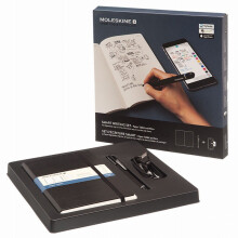 MOLESKINE Smart Writing Set - Paper Tablet + Pen + Smart Pen