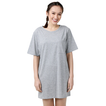 STYLEBASICS Big Tee with Pocket - Grey