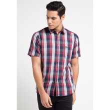 COTTONOLOGY Men's Shirt Orlando Red