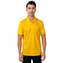 YONEX Men's Polo T-Shirt - Lemon Chrome PM-G017-903-28B-17-S