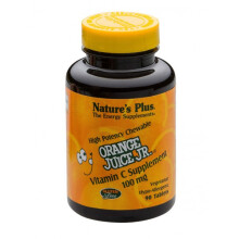 Nature's Plus Orange Juice JR 100 Mg - 90 Tablet