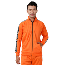 W.ESSENTIELS Florent Tracksuit Orange