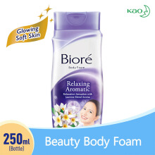 BIORE Body Foam Relaxing Aromatic Bottle 250 ml