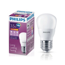 PHILIPS LED BULB 3W WW E27