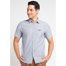 COTTONOLOGY Men's Shirt Loures Grey