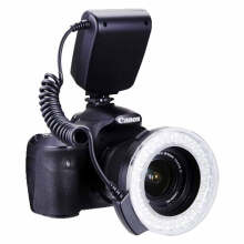 Commlite CoMiray Flash LED Ring Light / Macro Light