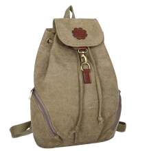 SiYing Korean version of the retro leisure college wind student backpack