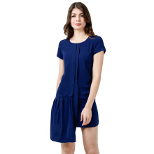 ALERA Official Amyra Dress - Navy
