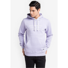 COTTONOLOGY Men's Hoodie Los Angeles Purple