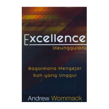 Excellence (Keunggulan) by Andrew Wommack - Religion Book