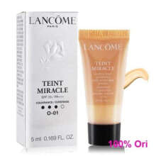 LANCOME Teint Miracle Fluid Foundation SPF25/PA+++ #O-01 5 ml medium beige