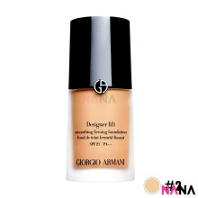 Giorgio Armani Designer Lift Smoothing Firming Foundation SPF 20 #2 Light, Warm