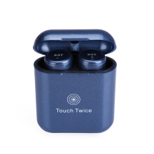 KYM TWS X3T Wireless Bluetooth 4.2 Headset Earphone wtih Charger Box Bass HIFI Stereo Cordless Bluetooth Earphones Mic
