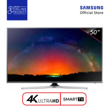 [DISC] SAMSUNG Smart LED TV 50 Inch 4K UHD Digital - 50JS7200