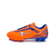 ARDILES Men Onix Soccer Shoes - Orange Biru Royal
