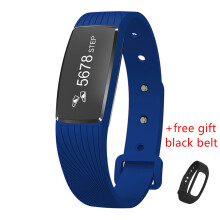 Kenny D08A Original high quality Heart Rate Monitor Pedometer Waterproof Sport Smart band Standby for 20 days