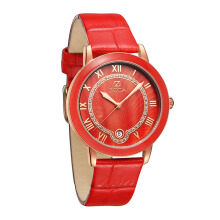 ZECA Women's Watch 139L.LRE.D.RG7 - Red