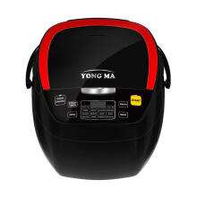 YONG MA Digital Rice Cooker 2 L YMC801B/SMC 8017 Hitam