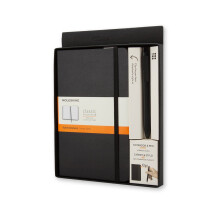 MOLESKINE Perfect Match Large Package - Black