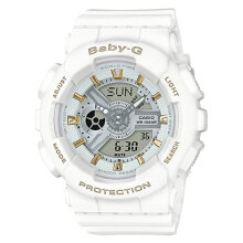 Casio Baby-G BA-110GA-7A1DR Water Resistant 100M Resin Band [BA-110GA-7A1DR]
