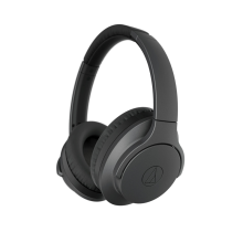 AUDIO TECHNICA ATH-ANC700BT Wireless Active Noise-Cancelling Headphones - Black