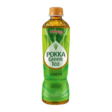 POKKA Green Tea Jasmine 450 ml