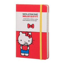 MOLESKINE Hello Kitty Contemporary Limited Edition Notebook Ruled