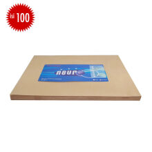 NEURO Amplop Cokelat Super Map (1 Pack Isi 100 Lembar)