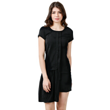 ALERA Official Aline Dress - Black