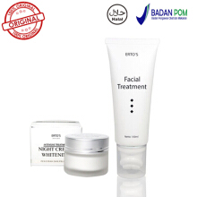 Erto's Paket Ertos Facial Treatment Night Cream Original - 2 Item