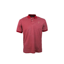 POLO RALPH LAUREN - Polo Shirt Custom Fit Jwl.Red-White Men - RX1400004