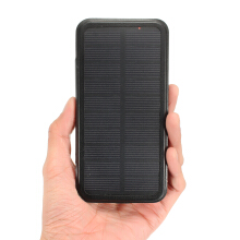 Blitzwolf External Solar Power Battery Charger Case Cover Power Bank For iPhone 6 7 7 Plus 3000mah For Iphone 6 6s 7 4.7 Inch  - 3000mah For Iphone 6 6s 7 4.7 Inch -