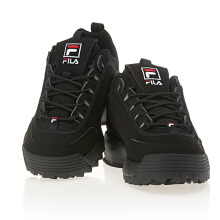 FILA DISRUPTOR2 Original All Black FS1HTA1078X