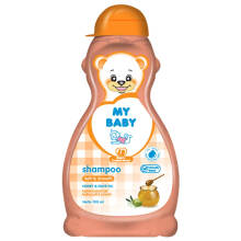 My Baby Shampoo Soft & Smooth Honey & Olive Oil 100ml