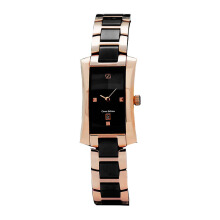 ZECA Women's Watch 322L.S.D.RG2 - Black Rose Gold